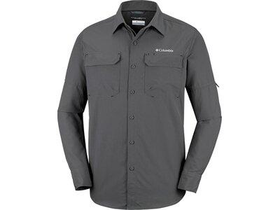 COLUMBIA Herren T-Shirt Silver Ridge II Grau