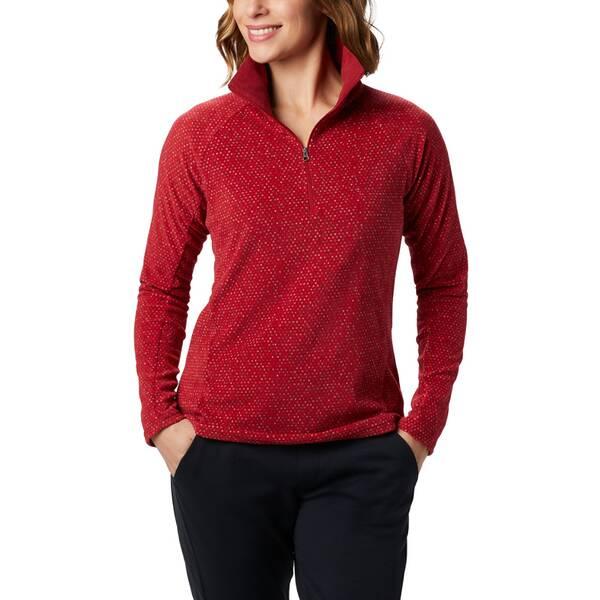 COLUMBIA Damen Pullover Glacial IV Print 1/2 Zip