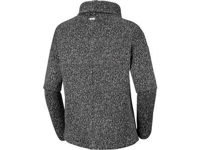 COLUMBIA Damen Chillin Fleece Pullover Schwarz