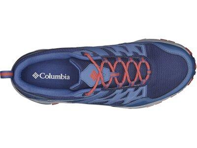 COLUMBIA Herren Schuhe WAYFINDER OUTDRY Silber