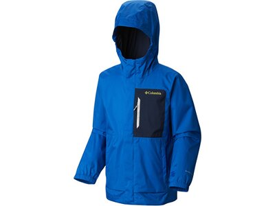 COLUMBIA Kinder Jacke Splash S'more Rain Jacket Blau