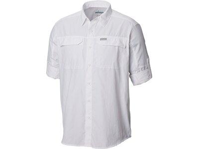 COLUMBIA Herren Hemd Silver Ridge 2.0 Weiß