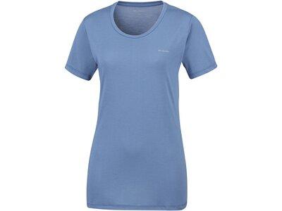 COLUMBIA Damen T-Shirt Lava Lake SS Tee Blau