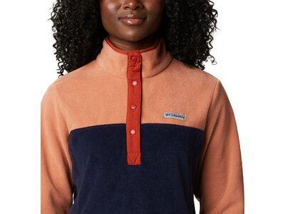 COLUMBIA Damen Benton Springs™ 1/2 Snap Pullover Braun