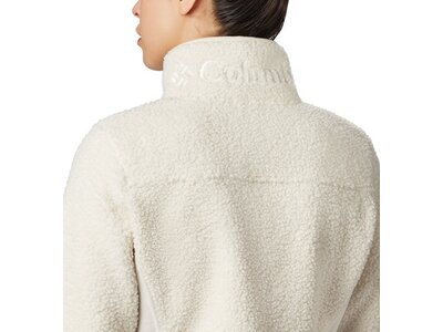 COLUMBIA Damen Pullover Panorama Full Zip Rot