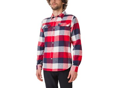COLUMBIA Herren Flare Gun Stretch Flannel Rot