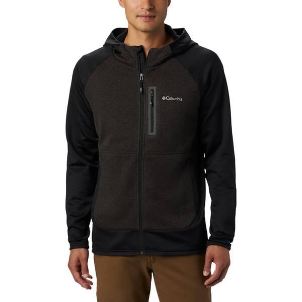 COLUMBIA Herren Altitude Aspect Hooded Hybrid Fleece
