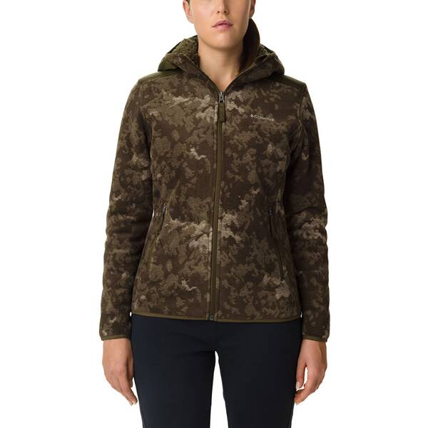 COLUMBIA Damen Winter Pass Print Fleece Full Zip