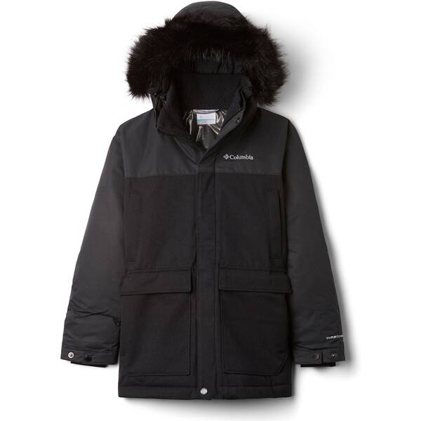 COLUMBIA Kinder Boundary Bay Down Parka