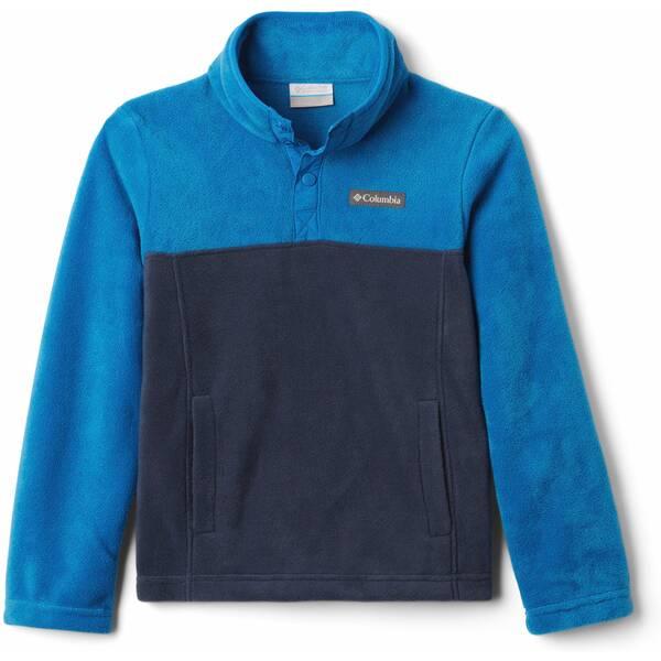 COLUMBIA Jungen Steens Mtn™1/4 Snap Fleece Pullover