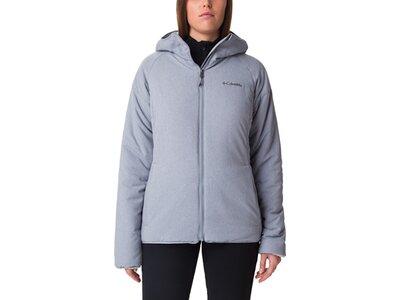 COLUMBIA Damen Top Kruser Ridge™ II Plush Softshell Grau