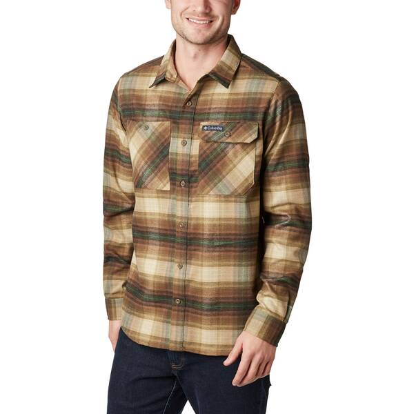 COLUMBIA Herren Outdoor Elements Stretch Flannel