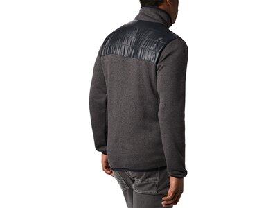 COLUMBIA Herren Canyon Point Sweater Fleece Full Zip Schwarz