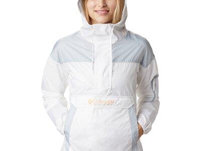COLUMBIA Damen Jacke Challenger Windbreaker Grau