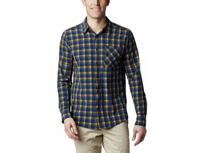 COLUMBIA Herren Triple Canyon LS Shirt Blau