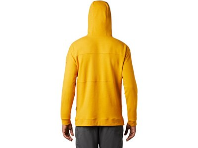"COLUMBIA Herren Sweatshirt ""Lodge French Terry"" Gelb"