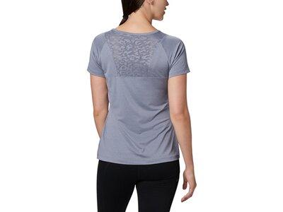 COLUMBIA Damen T-Shirt Peak to Point Blau