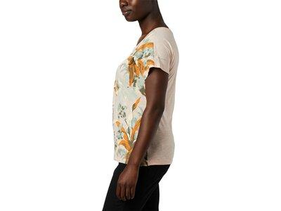 COLUMBIA Damen T-Shirt High Dune Orange