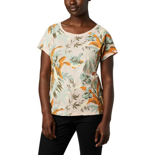 COLUMBIA Damen T-Shirt High Dune