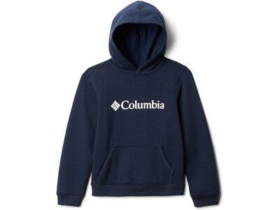 COLUMBIA Kinder Kapuzensweat Columbia Park Blau