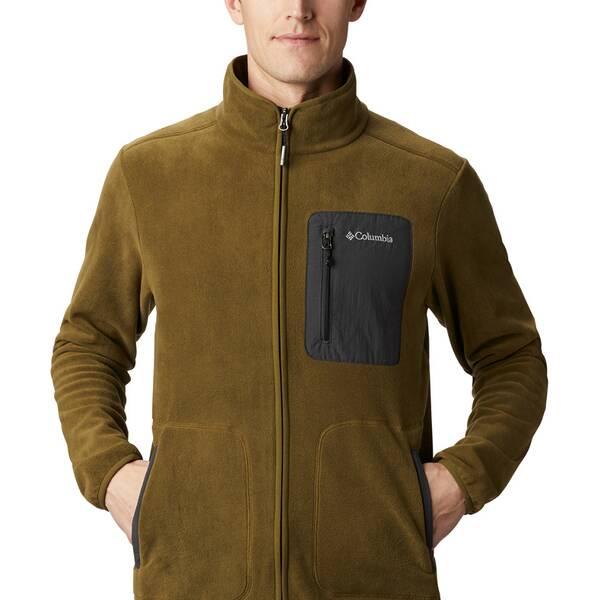 COLUMBIA Herren Pullover Exploration FZ Fleece