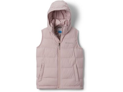 COLUMBIA Mädchen Pike Lake™ Weste mit Kapuze Pink