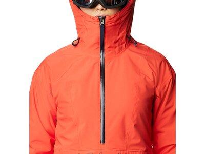 COLUMBIA Damen Dust on Crust™ Isolierte Skijacke Orange