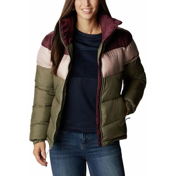 COLUMBIA Damen Jacke Puffect Color Blocked Jacket