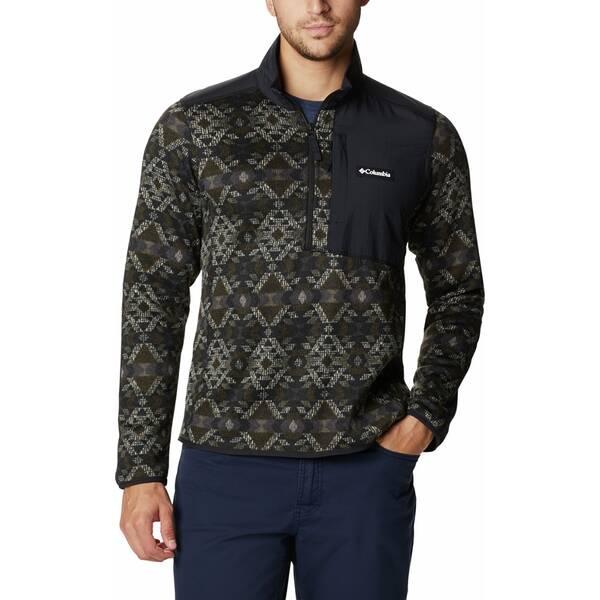 COLUMBIA Herren Rolli Sweater Weather Printed Half Zip