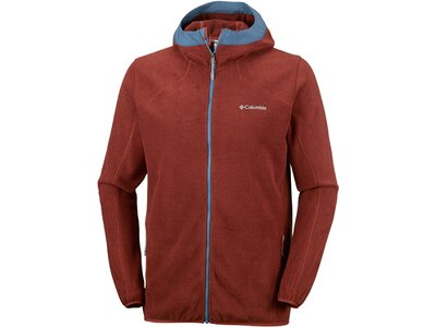 COLUMBIA Herren Fleecejacke Tough Hiker Braun