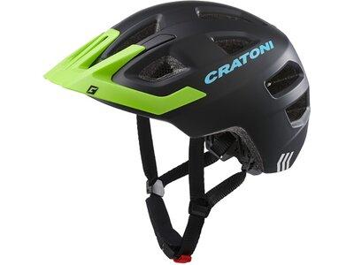 CRATONI Kinder Helm Maxster Pro Schwarz
