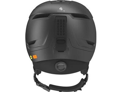 SCOTT Herren Helm Symbol 2 Plus D Schwarz