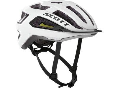 SCOTT Herren Helm Arx Plus Weiß