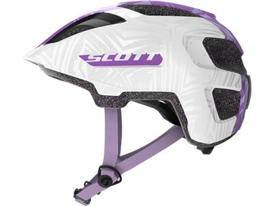 "SCOTT Kinderhelm ""Spunto Junior Helm (CE)"" Silber"