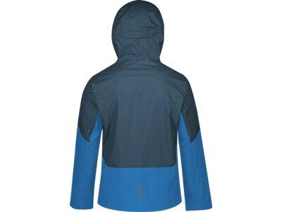 SCOTT Herren Funktionsjacke Trail MTN WP w/Hood Blau