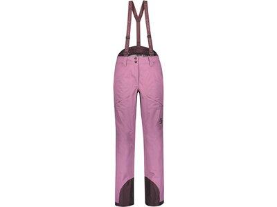 SCOTT Damen Hose Explorair 3L Pink