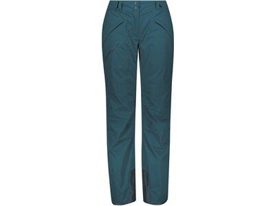 SCOTT Damen Hose Ultimate Dryo Blau