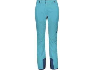 SCOTT Damen Hose Ultimate Dryo 10 Blau