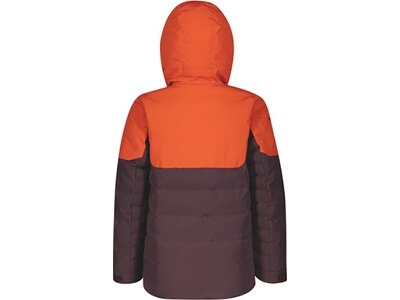 SCOTT Kinder Jacke Ultimate Insulated Grau