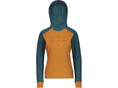 SCOTT Damen Pullover Defined Mid Blau