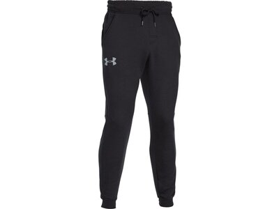UNDER ARMOUR Herren Jogginghose Rival Cotton Jogger Schwarz
