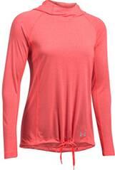 UNDER ARMOUR Damen Trainingsshirt Threadborne Zug Twist Hoodie