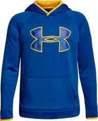 UNDER ARMOUR UNDER ARMOUR Kinder Warm-up Top AF Big Logo Hoody