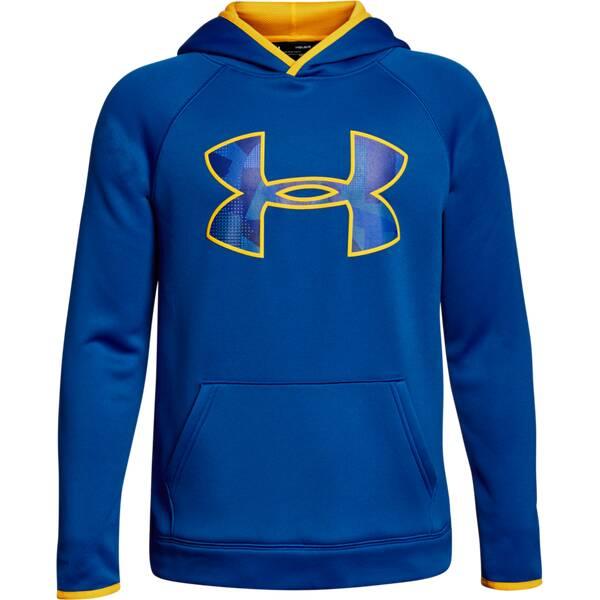 UNDER ARMOUR UNDER ARMOUR Kinder Warm-up Top AF Big Logo Hoody