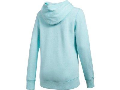 UNDER ARMOUR Damen Sweatshirt Blau