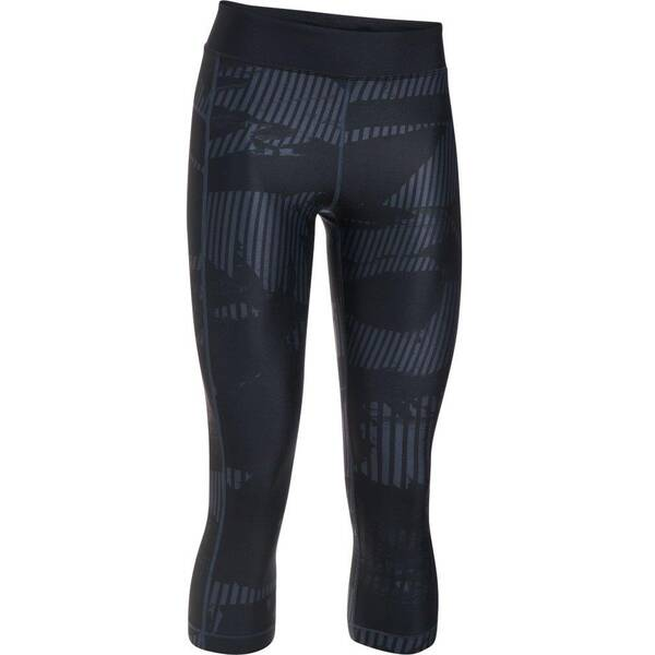 UNDER ARMOUR Damen 3/4-Tight HG Armour Printed