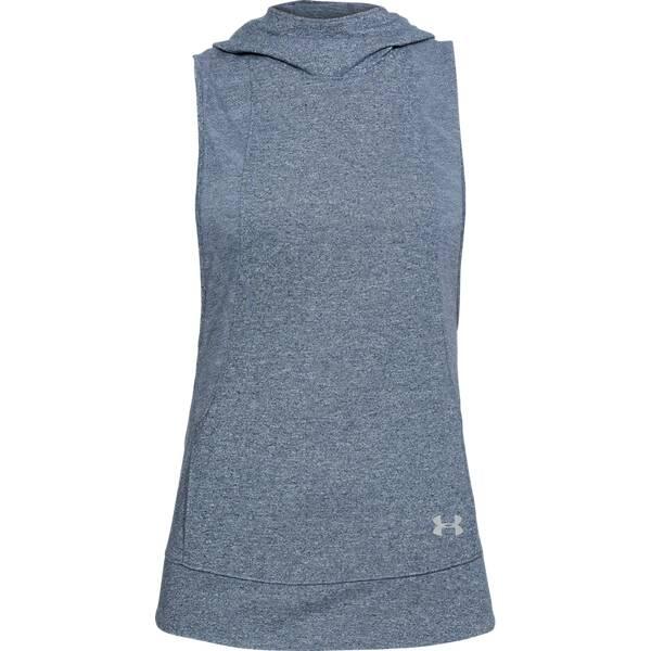 UNDERARMOUR Damen Laufsweatshirt Threadbone Swyft Ärmellos