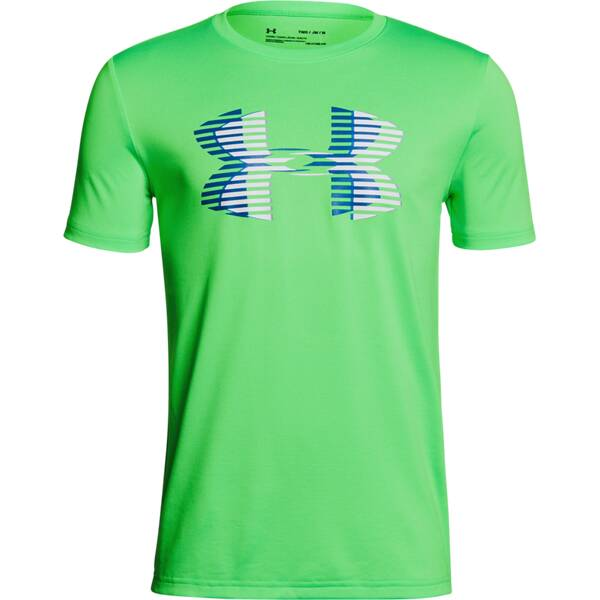 UNDER ARMOUR UNDER ARMOUR Kinder Short-Sleeve Tech Big Logo Solid Tee