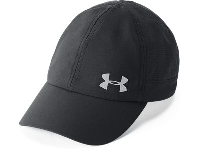 UNDER ARMOUR UNDER ARMOUR Damen Curved Brim UA Fly By Cap Grau