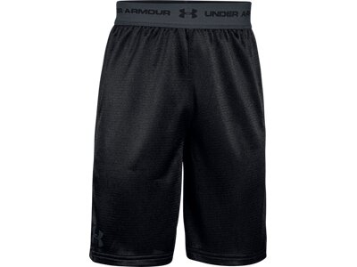 UNDER ARMOUR UNDER ARMOUR Kinder Short Tech Prototype Short 2.0 Schwarz